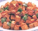 Hot Spicy Bean Curd